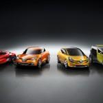 Renault Twin: zgodba v dveh delih