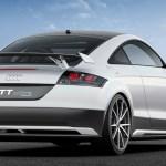 Audi TT Ultra Quattro Concept – na ogled na srečanju GTI