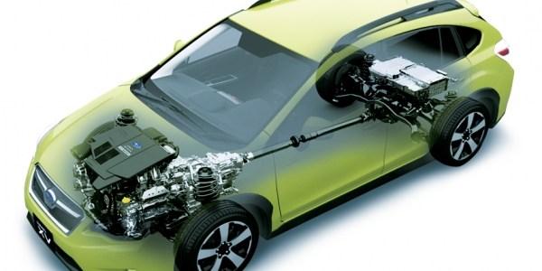 Inovacije v avtomobilskih pogonih