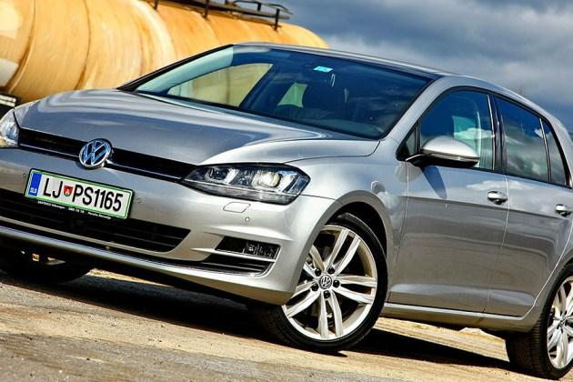 Volkswagen Golf 2.0 TDI: športna duša in smisel za popolnost.