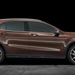Mercedes-Benz GLA: proti Q3 in X1