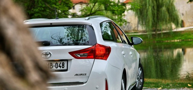 Toyota Auris TS: od septembra za od 14.600 evrov