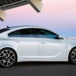 Opel Insignia: prenova in OPC