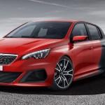 Peugeot 308 R Concept: krvavo strupen