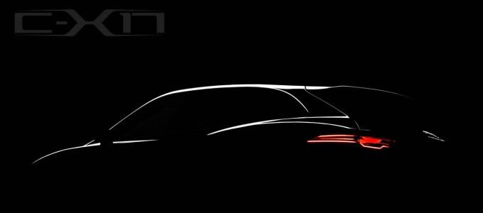 Jaguar C-X17: nova platforma, verjetno pa tudi novi Jaguar, kot ga še ni bilo.