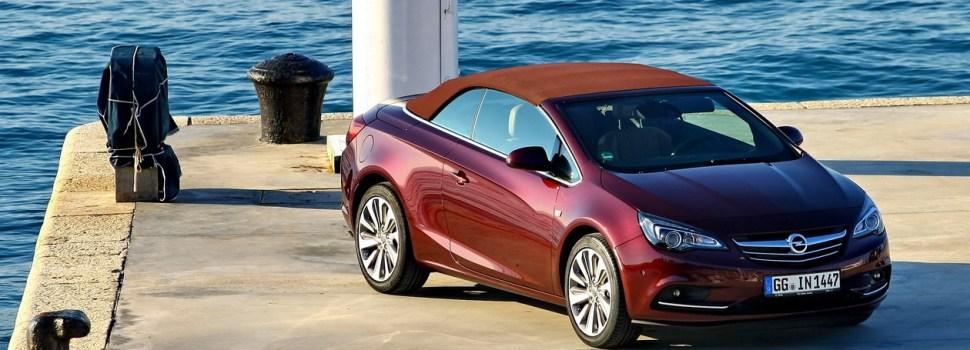 Opel Cascada BiTurbo CDTI