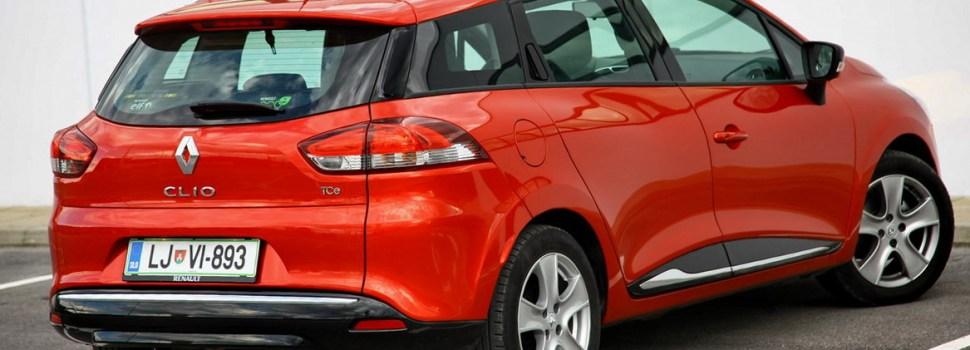 Renault Clio Grandtour TCe 90 Energy Stop&Start Dynamique