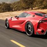Detroit 2014: Toyota FT-1