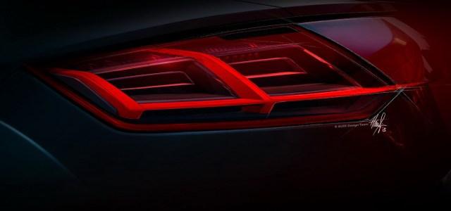 Ženeva 2014: Audi TT