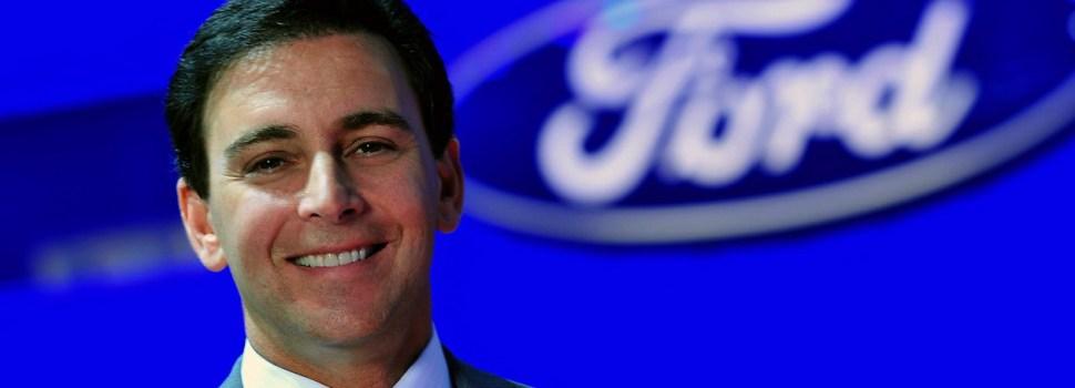 Bo Fileds novi prvi mož ameriškega Forda?