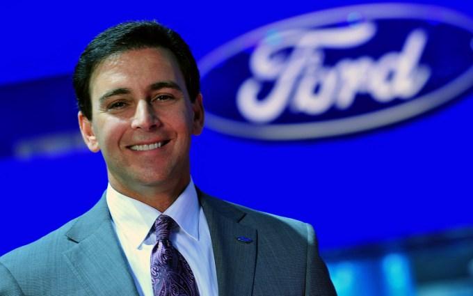 Mark Fields je Fordov veteran, saj je pri tovarni že 25 let in to zvečinoma na najpomembnejših položajih.