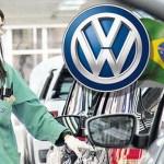 VW v Braziliji poslal domov 900 delavcev