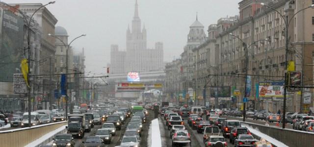 Rusija: vse skromnejša prodaja avtomobilov