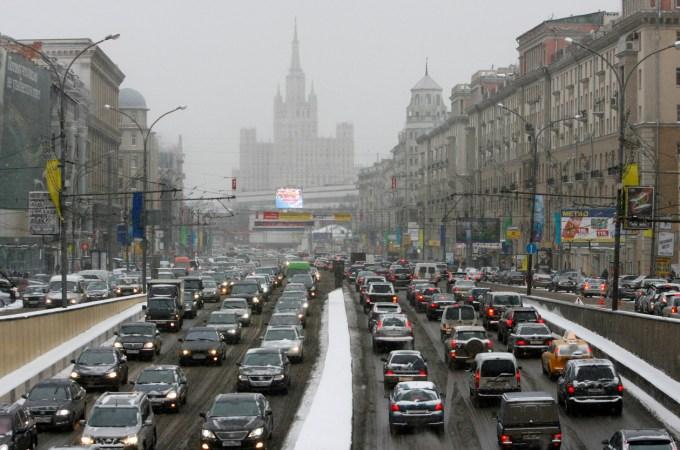 Ruski trg je pomemben, vendar se ne razvija tako, kot upajo avtomobilske tovarne.