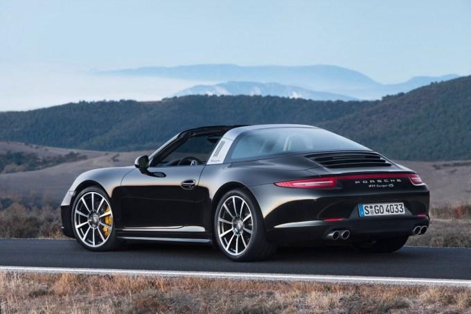 Porsche: pogost zmagovalec lestvic zanesljivosti avtomobila.