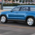 Volkswagen: 'srednje veliki' SUV iz Chattanooge
