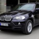 BMW X5 Security Plus za ruske kupce