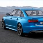Audi A6: temeljita prenova za leto 2015