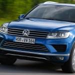 Volkswagen Touareg: tehnična in oblikovna prenova