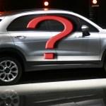 Pariz 2014: Fiat 500X