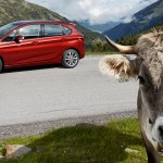 BMW serije 2 Active Tourer: prihod na slovenski trg