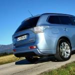 Mitsubishi Outlander PHEV: na slovenskem trgu