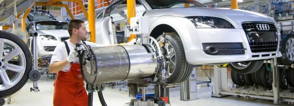 Audi: ambiciozen investicijski načrt