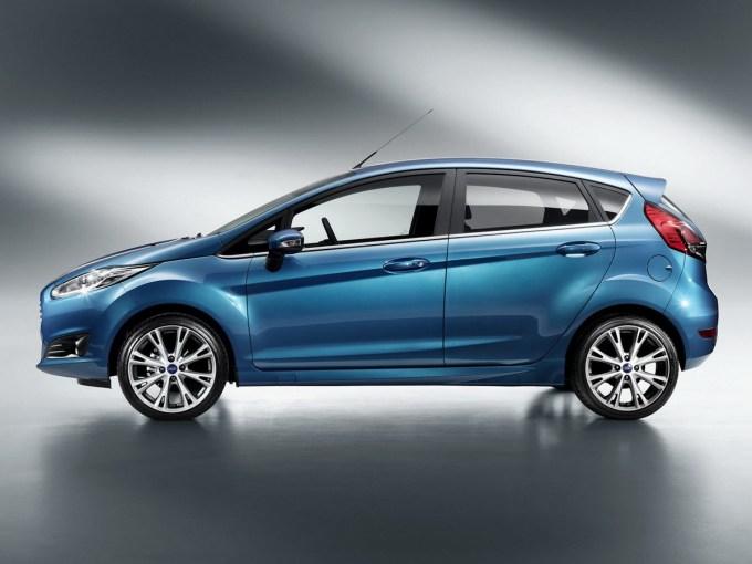 Fiesta je bila lani najbolje prodajani mali avtomobil na evropskih trgih.