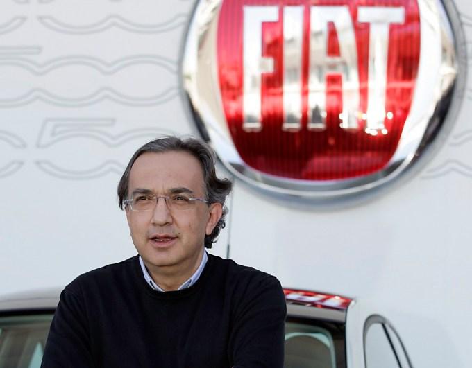 Sergio Marchionne je optimističen, njegov optimizem pa temelji na ugodnih rezultatih koncerna v zadnjem lanskem četrtletju.