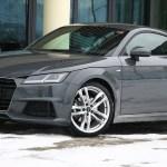 Audi TT in prenovljeni Audi A6: na slovenskem trgu
