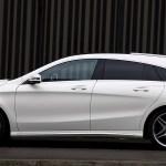 Mercedes-Benz CLA Shooting Brake: na slovenskem trgu