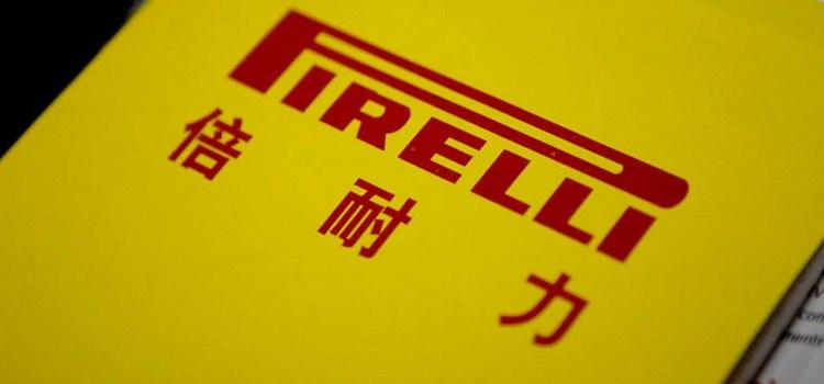 Pirelli v kitajske roke