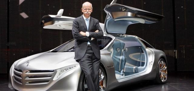 Daimler: Zetscheju visoka nagrada, zaposlenim prav tako