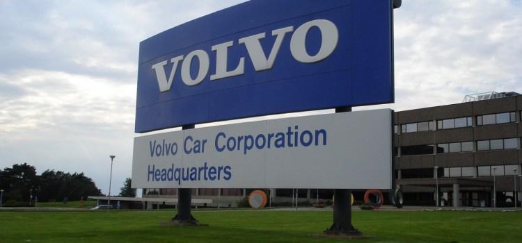 Volvo: na izredni pregled skoraj 60 tisoč vozil