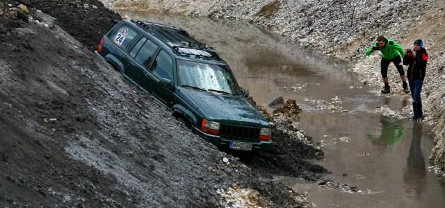 Slovenija offroad, zadnji odsev lepih časov dirkanja