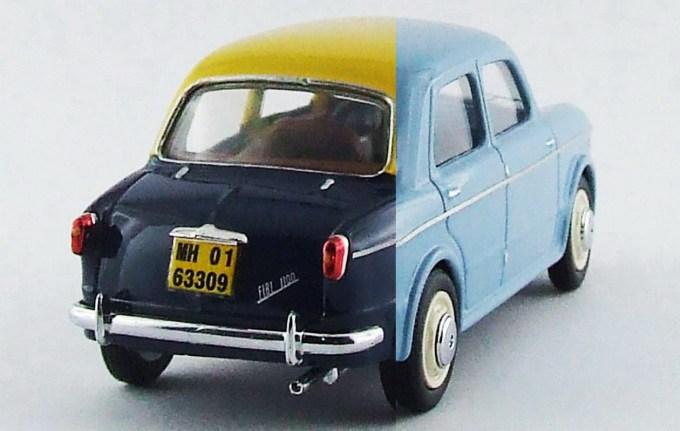 Fiat 1100: daljni predhodnik modela 128, tudi 'naše' Stoenke, pa seveda današnjega novega Tipa.
