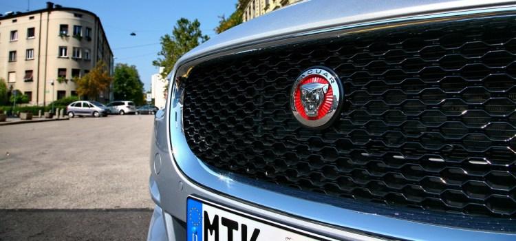 Jaguar Land Rover: nov zastopnik za Slovenijo