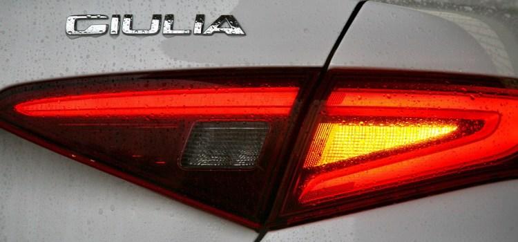 Alfa Romeo Giulia: na slovenskem trgu