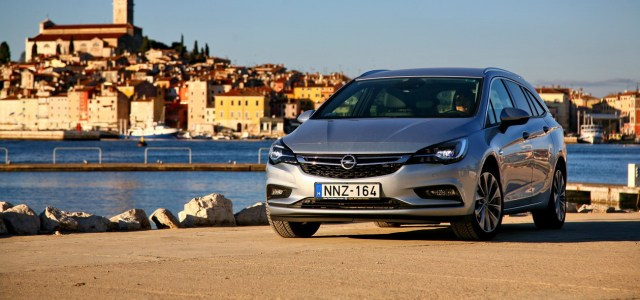 Opel Astra Sports Tourer 1.6 CDTi 100 kW AT Innovation