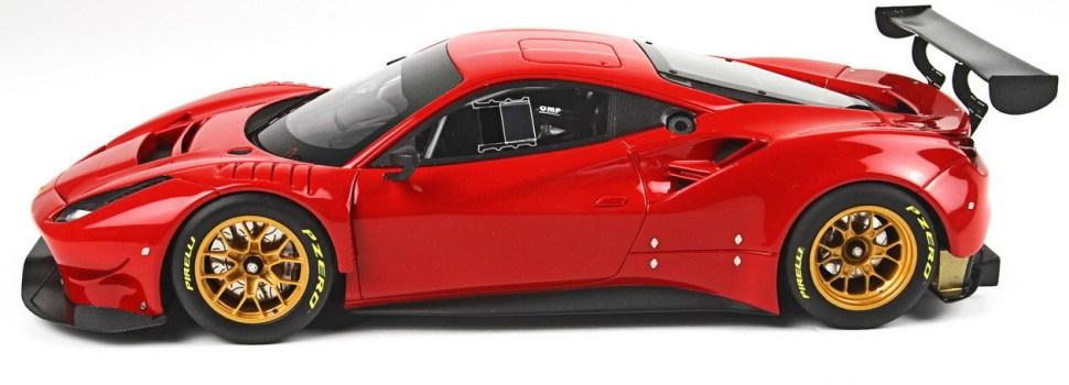 BBR: FERRARI 488 GT3