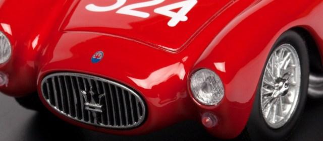 Maserati: muzej naprodaj