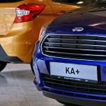 Ford Ka+: na slovenskem trgu