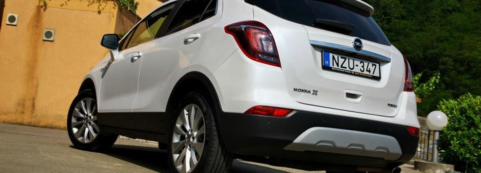 Opel Mokka X 1.4 Turbo 103 kW Innovation