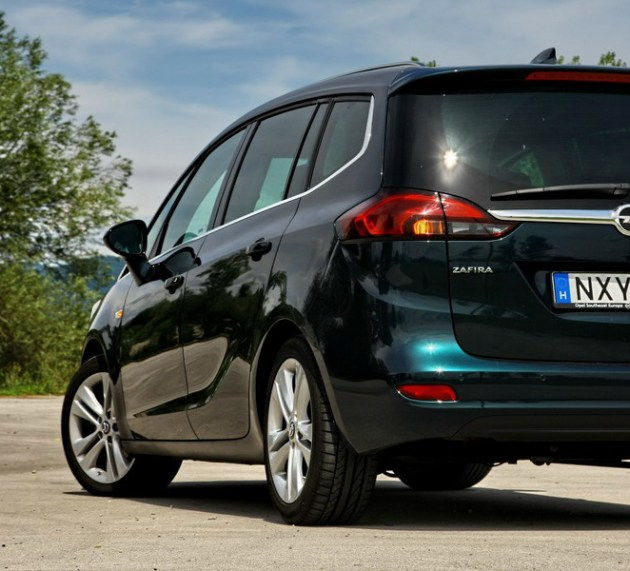 Opel Zafira 1.6 CDTI 99 kW Innovation