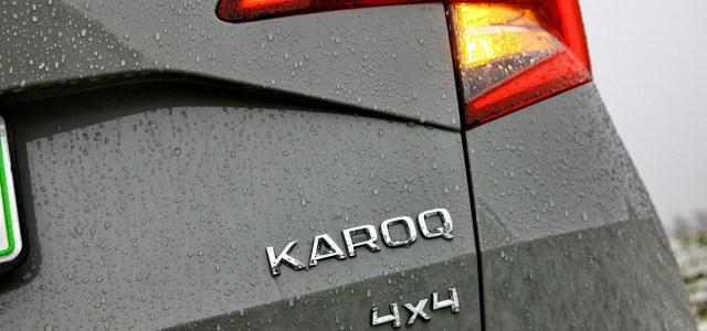 Škoda Karoq: na slovenskem trgu
