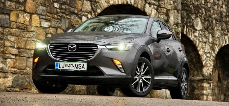 Mazda Cx 3 G150 Awd Revolution Top Avtofil Si