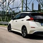 Nissan Leaf: na slovenskem trgu