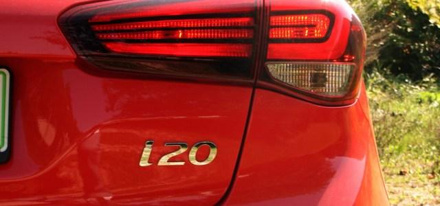 Hyundai i20: prenovljen na slovenskem trgu