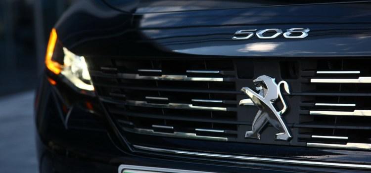 Peugeot 508: na slovenskem trgu