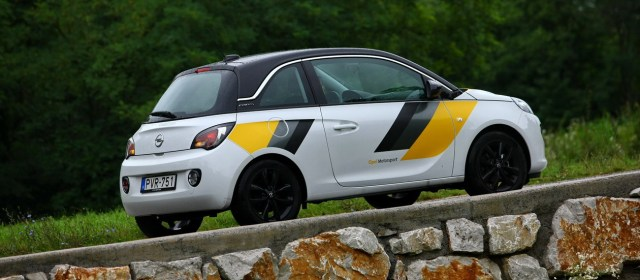 Opel Adam 1.4 74 kW Jam Motorsport Edition